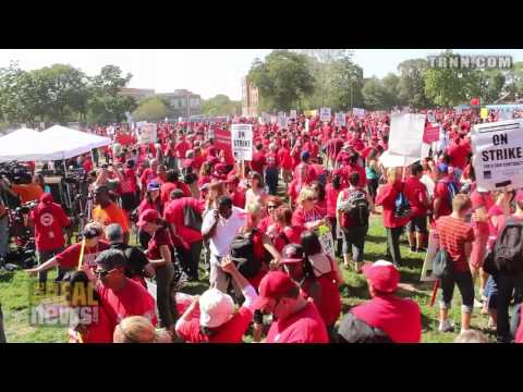 Chicago Teachers Strike Enters Second Week
