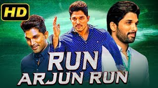 Run Arjun Run (2019) Telugu Hindi Dubbed Full Movie | Allu Arjun, Sheela Kaur