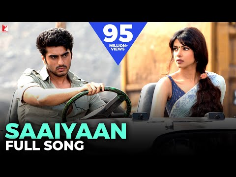 Saaiyaan - Full Song - Gunday