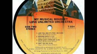 Love Unlimited Orchestra - Whisper Softly