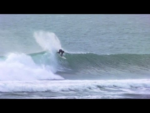 Skuff TV Surf | Dave Rastovich Surfs Endless Lefts In Chile