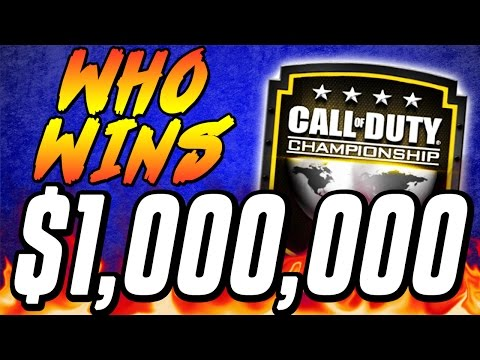 WHO WINS $1,000,000? Vote Your Team! #CodChamps Community Poll