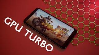 ÍGY lehet hatékonyabb a mobilod!   Huawei GPU Turbo!