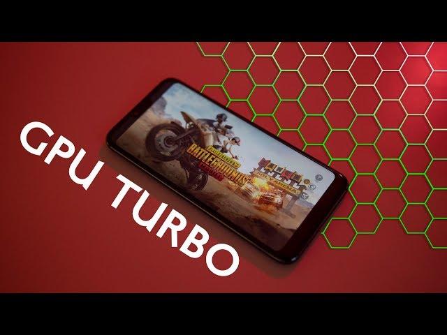 ÍGY lehet hatékonyabb a mobilod! | Huawei GPU Turbo!