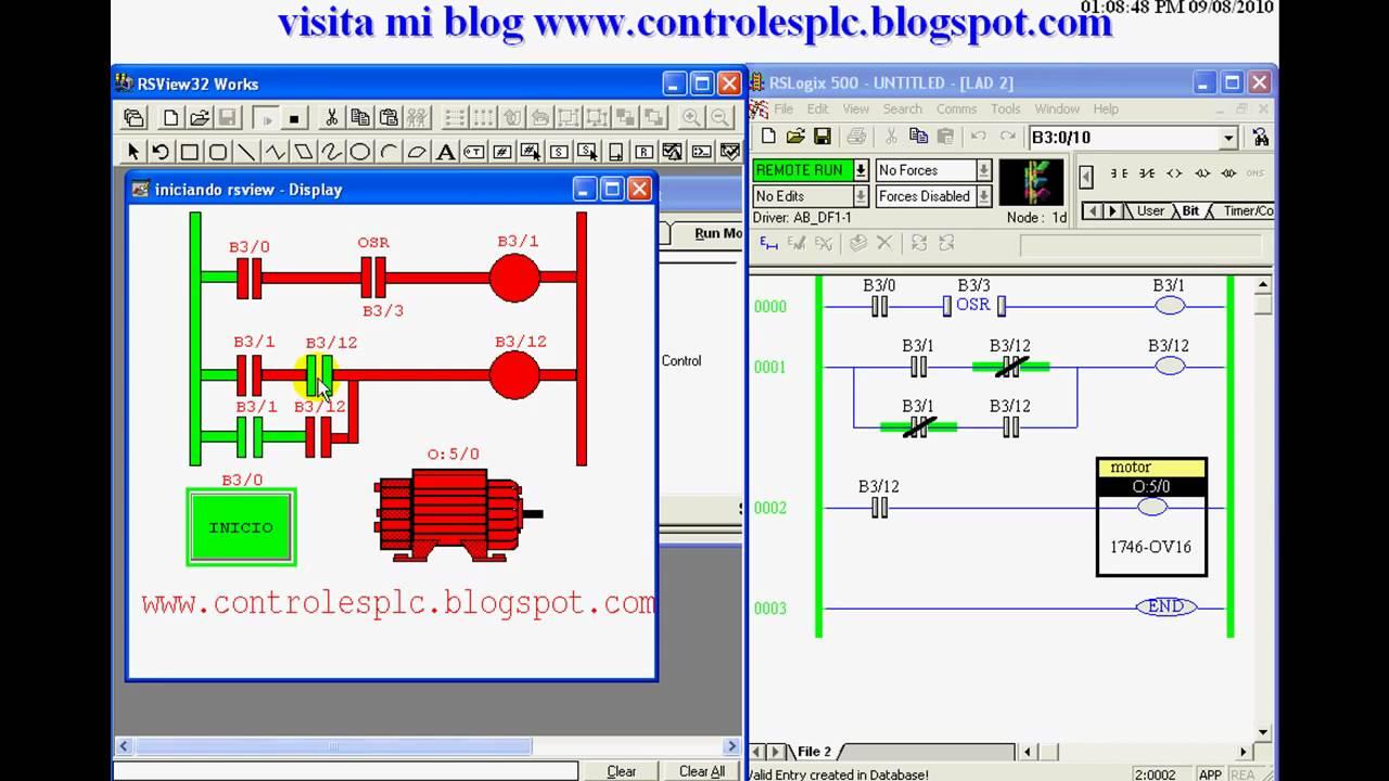 Arranque Y Paro De Motor Con Solo Un Boton Youtube Relay Control Electrical Circuit Design Simulation Software Cadesimu
