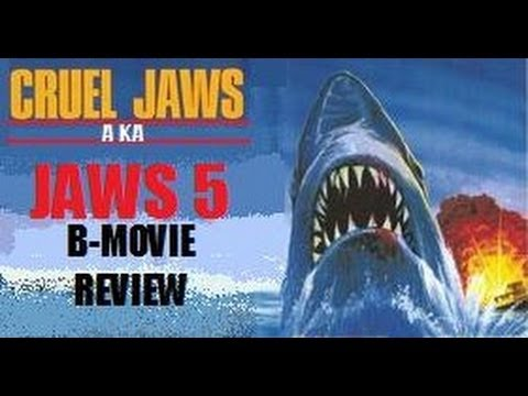 CRUEL JAWS aka JAWS 5  ( 1995 ) B-Movie Review