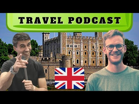 PODCAST: Tudor London - Buildings & their history   Living London History #026