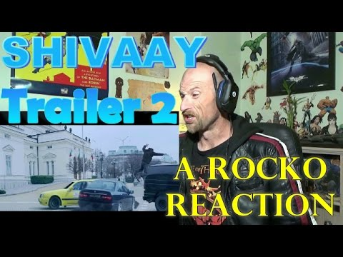Download Shivaay | Official Trailer #2 | Ajay Devgn | Reaction