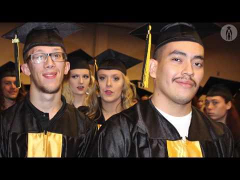 Success High School 2016 Graduation - Round Rock ISD