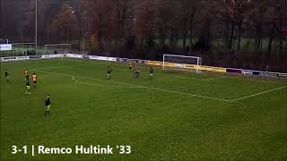 Samenvatting | Dalfsen - FC Assen (6-2)