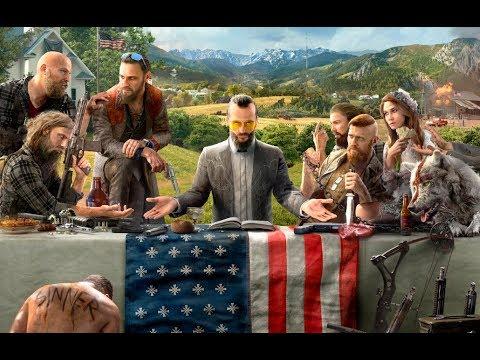 Far Cry 5: что можно делать в открытом мире? Впечатления с E3 2017