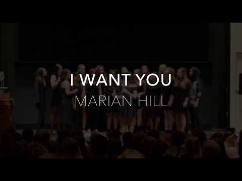 I Want You (Marian Hill) - Lehigh University Echoes