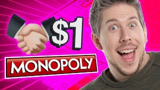 Sold For $1??? | MONOPOLY PLUS #2