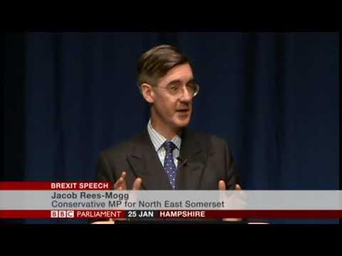 Jacob Rees-Mogg on Brexit: full speech