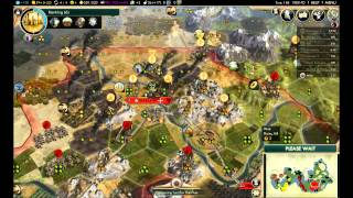Lets play Civ 5 as Assyria, part 5