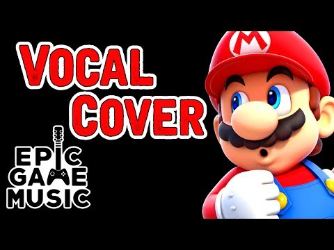 "Jump Up, Super Star! (1 Up Girl) ft. Corinne ""Megami33"" Sudberg    Super Mario Odyssey Vocal Remix"