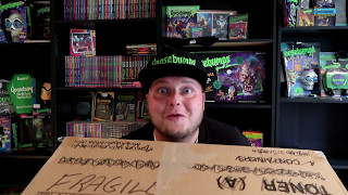 Goosebumps Unboxing from Goosebumps #1 Aussie Fan 95!