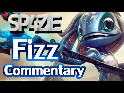 ♥ LoL Commentary - Fizz Fish