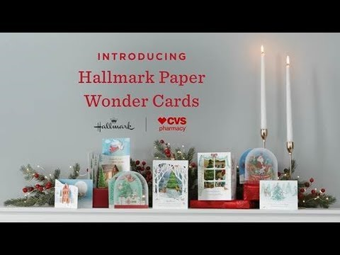 Is Cvs Open On Christmas Day.Experience All New Paper Wonder Cards Hallmark Holiday Inspiration Cvs Pharmacy