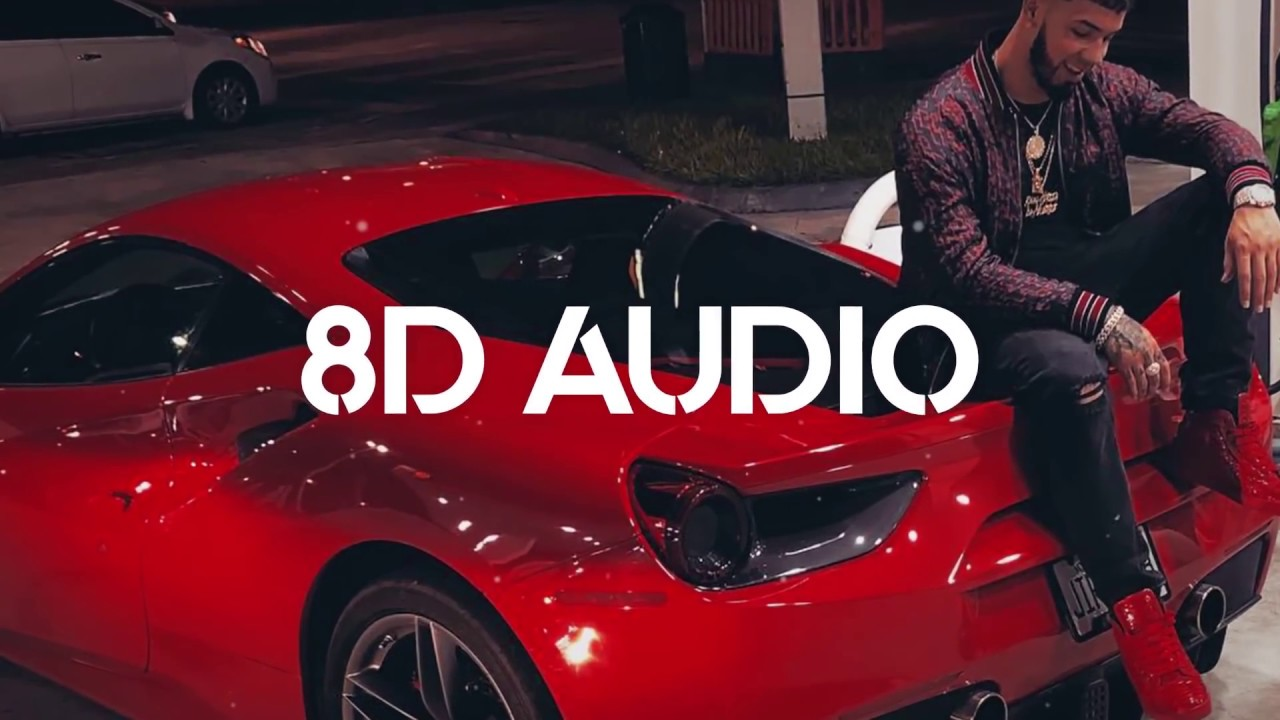 6ix9ine Bebe Ft Anuel Aa 8d Audio Youtube