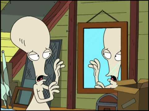 Mirror on the Wall -American Dad