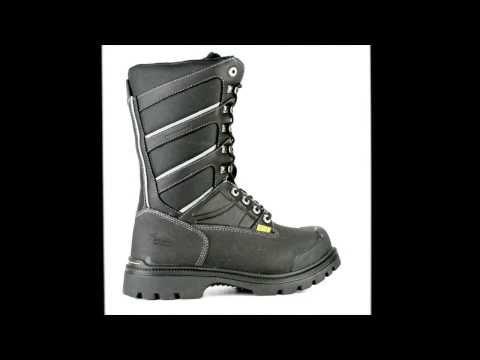 Mens Avenger A7311 Steel Toe Metguard Work Boot @ Steel-Toe-Shoes.com
