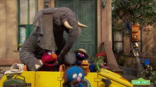 Sesame Street: Elmo Loves Animals Preview