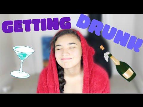 GETTING DRUNK IN PALM SPRINGS