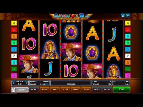 Игровой автомат Book Of Ra - Обзор Игры от SlotsKit