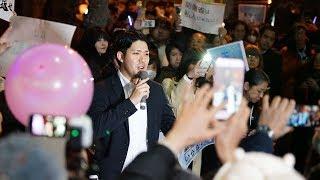 VOICES:「この国に民主主義は存在するのか」元山仁士郎