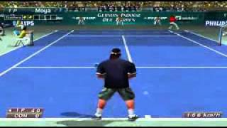 gameplay virtua tennis 1