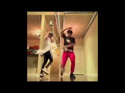 Jontavian and Brandon Dance Comp 💎