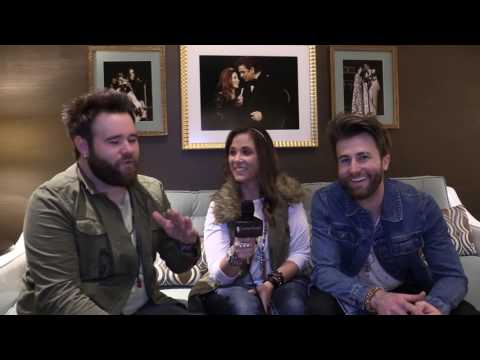 The Swon Brothers Interview at the Grand Ole' Opry: Conversations with Missy