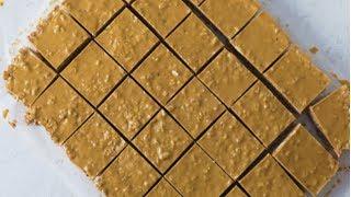Crispy Cacao Squares