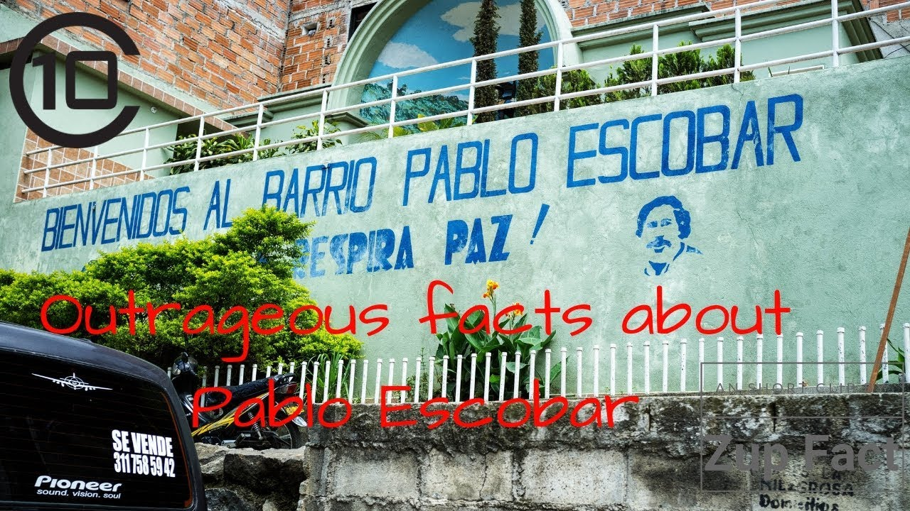 10 Outrageous Facts About Pablo Escobar's Absurd Wealth