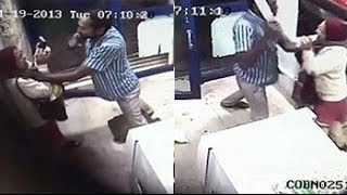 Caught on Cam: Woman attacked in the Bengaluru ATM