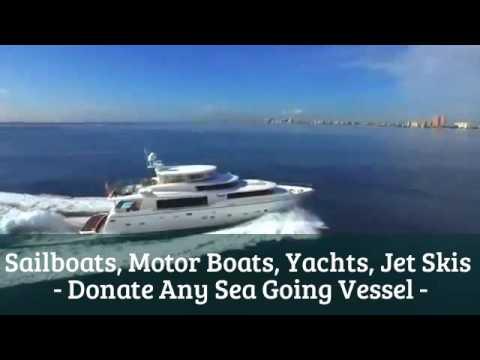 Boats 2 Charity - Charitable Boat Donations - Tax Deductible