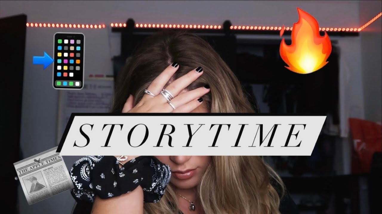 My arsonist Ex | Storytime from Anonymous | Kaylie Leas