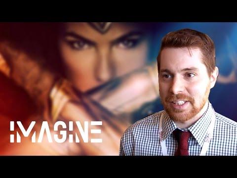 Wonder Woman and Beyond 14 April - DYZLO FILM