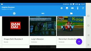 Best settings for Dolphin Emulator 2018 Android
