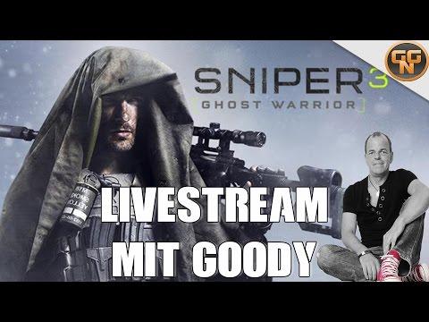 Sniper Ghost Warrior 3 im Livestream mit Goody Part #01