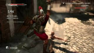"Ryse: Son of Rome with Odin! ""Where my daddy at!?"" Part 3"