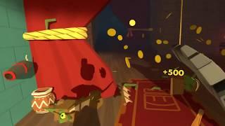 Rec Room: Quest for the Golden Trophy Solo Speedrun 9:44