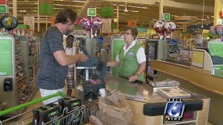 Teacher switches career to become professional shopper