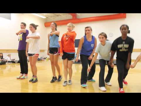 "Mahogany Dance Troupe:  ""Freaky Friday"" Trailer"