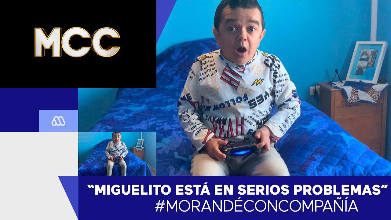#MorandéConCompañía / Miguelito está en serios problemas / #Mega