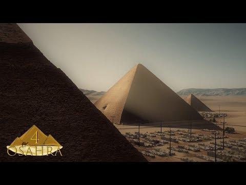Cities Skylines Osahra: Pyramids #4