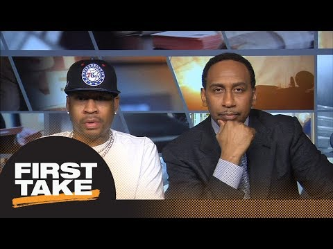 Allen Iverson on Thunder's playoff struggles: They need to make something happen | First Take | ESPN