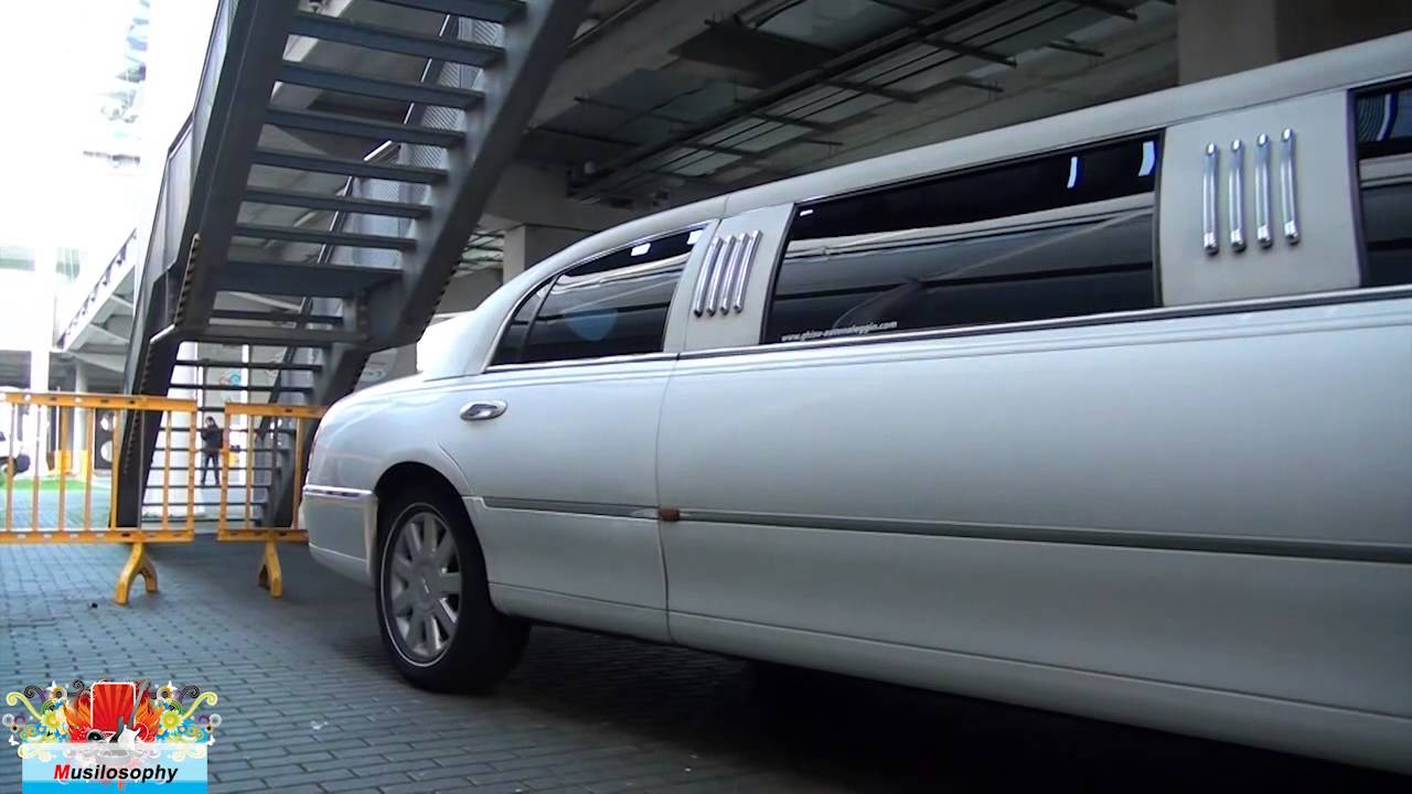 Lincoln Limousine Luxury Car For Wedding Rent Youtube