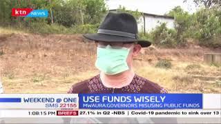 Nominated Senator Isaac Mwaura claims Governors are misusing public funds